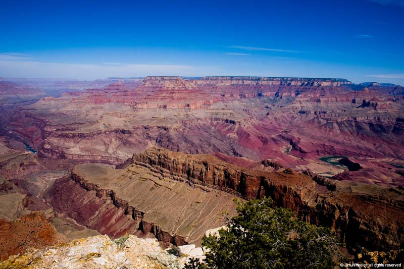 Grand Canyon, view from Lipan Point