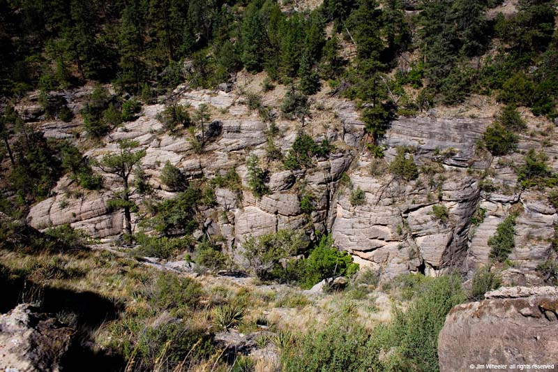 Walnut Canyon, Arizona